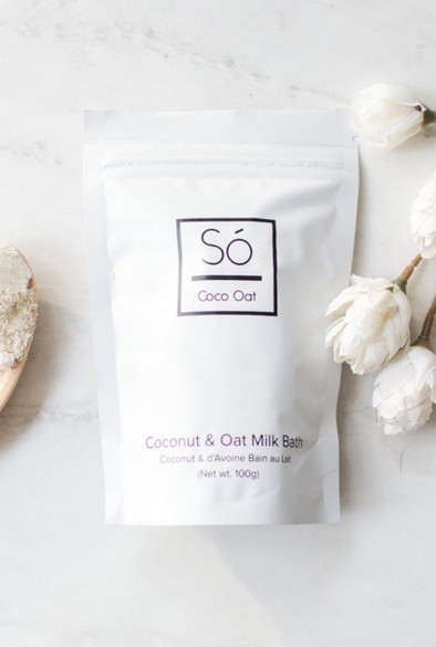 So Luxury So Coco Oat - Coconut & Oat Milk Bath - 100g
