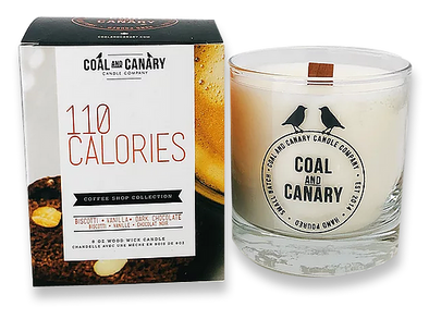 Coal and Canary '110 Calories' 8 oz Candle