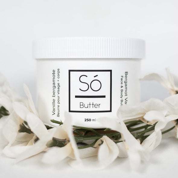 So Luxury Butter - Face & Body Butter