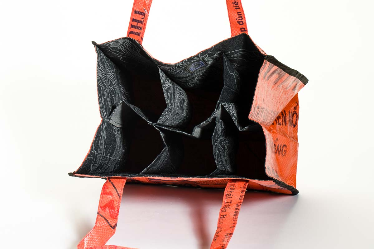 Six Bottle Sip Tote