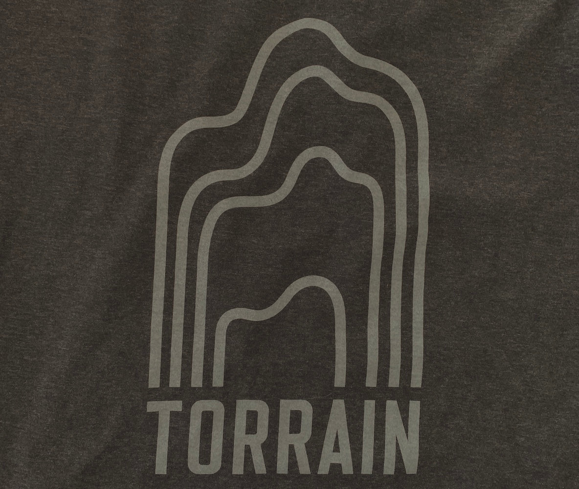 Unisex TORRAIN Mountain T Shirt