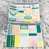 Summer Lovin' Weekly Kit (Foil)