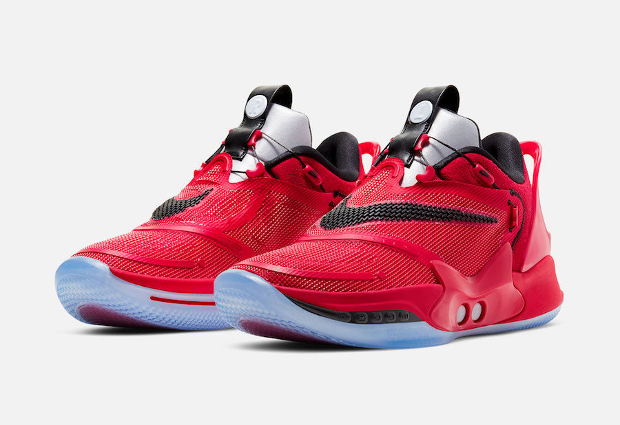 Nike Adapt BB 2.0 Chicago 2K Gamer Exclusive Self Lacing Basketball Shoes (BQ5397900)
