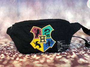 Wizard School Fanny Pack