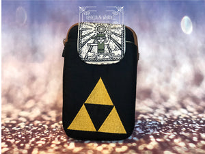 TriForce Cellphone Wallet