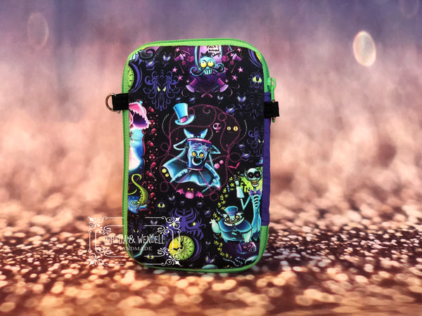 Foolish Mortals Cellphone Wallet
