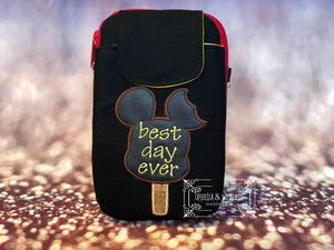 Best Day Ever Cellphone Wallet