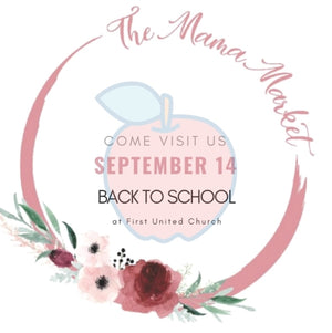 Hey Mamas! Back to School isn't just for the kids!