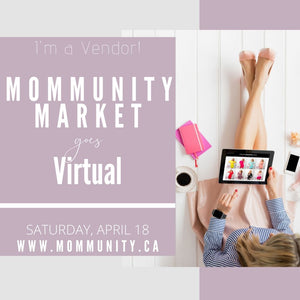 Shop Mommunity: Virtual Market Experience