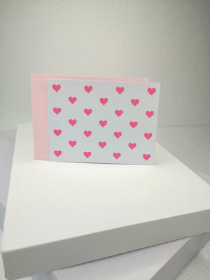 Valentine's Day Gift Box and Love Note Add On
