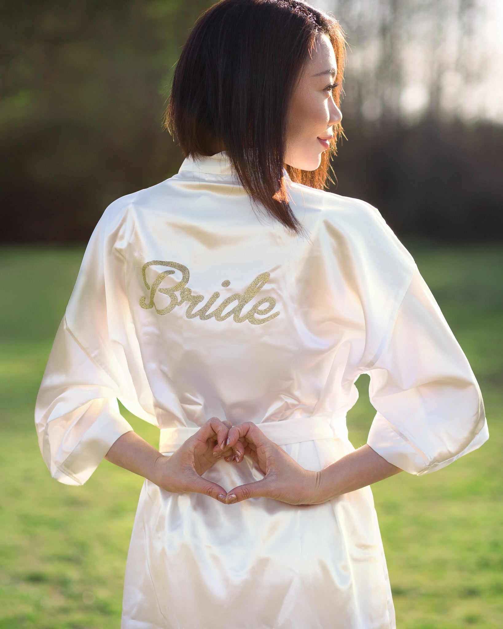 Wedding Bride Robe