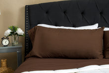 Load image into Gallery viewer, 1800 Luxury Sheet Sets - Chocolate