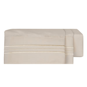 1800 Luxury Sheet Sets - Cream