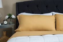 Load image into Gallery viewer, 1800 Luxury Sheet Sets - Gold