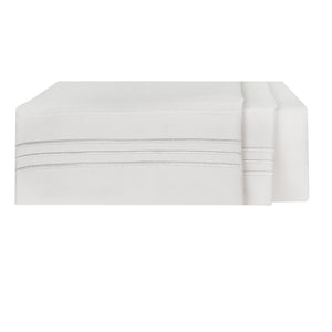 1800 Luxury Sheet Sets - Silver Grey