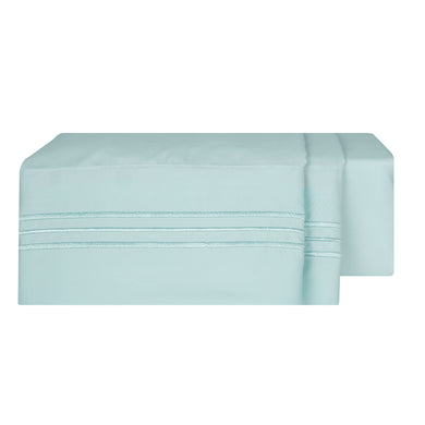 1800 Luxury Sheet Sets - Tiffany Blue