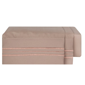 1800 Luxury Sheet Sets - Taupe
