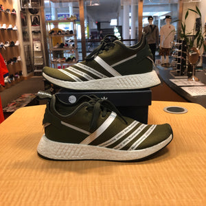 Adidas NMD R2 White Mountaineering Trace Olive Size 10