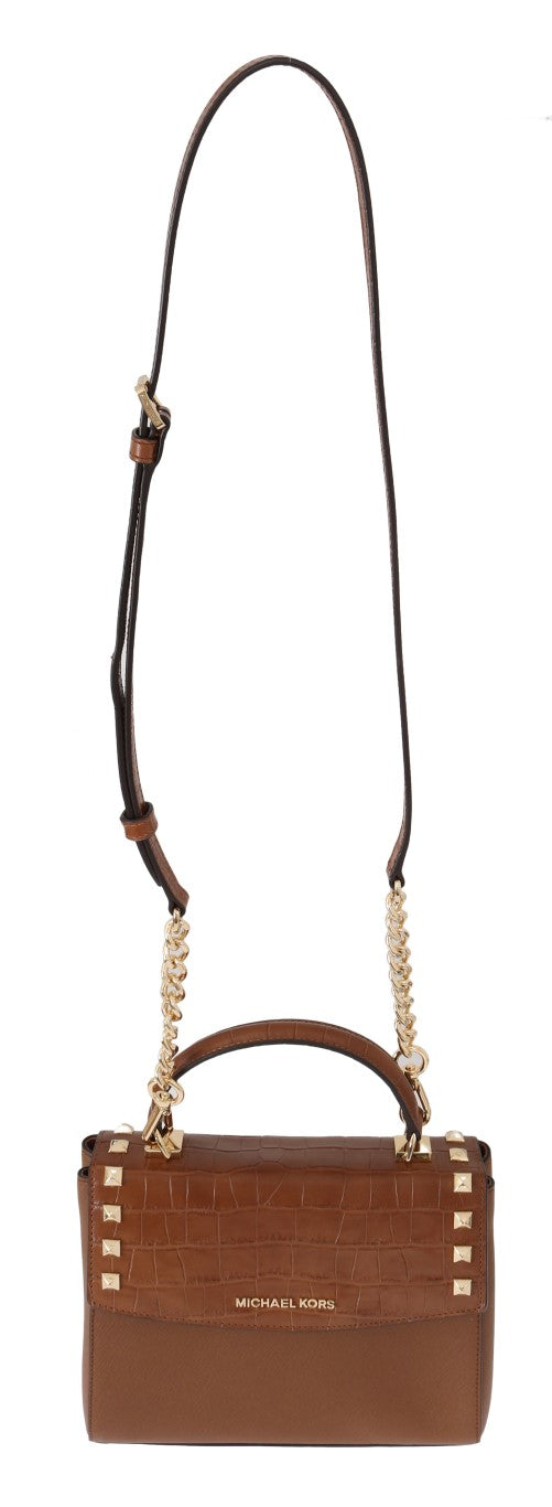 Multicolor KARLA Satchel Crossbody Bag