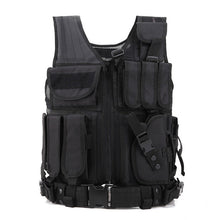 Load image into Gallery viewer, Tactical Army Vest