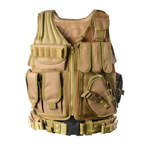 Tactical Army Vest