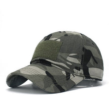 Load image into Gallery viewer, Army Military Camouflage Tatical Cap Airsoft Paintball Outdoor Hunting Baseball Caps Men Multicam Soldier Combat Sun Hat