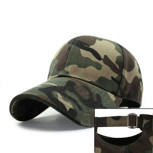 bone masculino Retro Neutral Outdoor Sports Leisure Unisex gorras de hombre Camo Camouflage hat Army Military Hat Men's cap