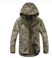 Load image into Gallery viewer, Lurker Shark Skin Softshell V5 Military Uniform Clothes Tactical Jacket Waterproof Coat Camouflage Hooded Army Camo Clothing