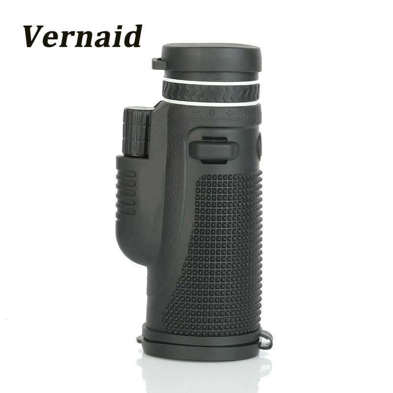 Monocular 10x42 Powerful Binoculars High Quality Zoom Great Handheld Telescope lll night vision Military HD Professional Hunting