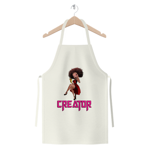 Professional Betty Premium Jersey Apron | Black Betty Boop