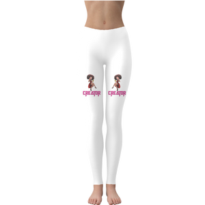 Professional Betty Leggings | Black Betty Boop