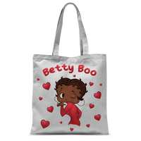 Kisses Betty Brown Classic Sublimation Tote Bag