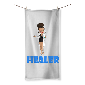 Healer Betty Sublimation All Over Towel