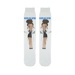 Healer Betty Tube Sock