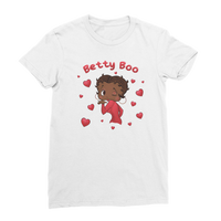 Kisses Betty Brown Classic Women's T-Shirt