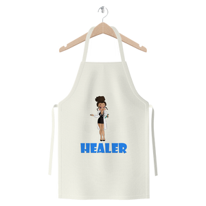 Healer Betty Premium Jersey Apron