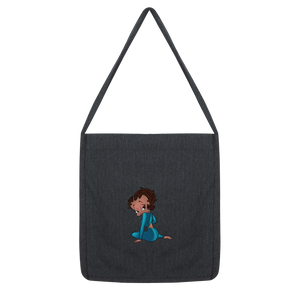 Sitting Betty Medium Classic Tote Bag | Black Betty Boop