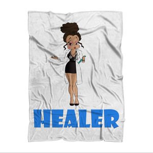 Healer Betty Blanket