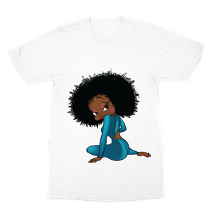 Sitting Betty T-Shirt | Black Betty Boop