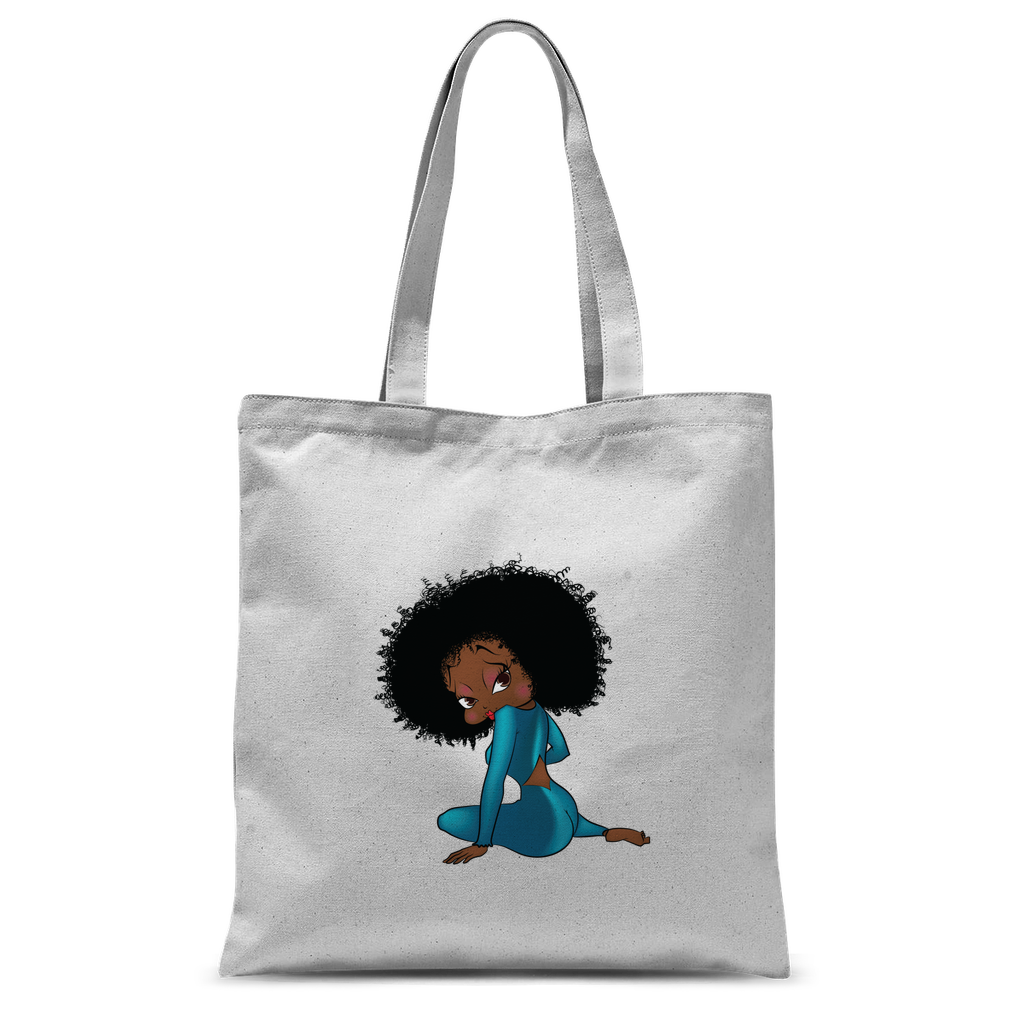 Sitting Betty Tote Bag | Black Betty Boop