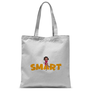 Smart Betty Tote Bag | Black Betty Boop
