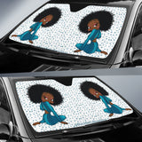Sitting Betty Auto Sun Shade Express