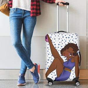 Luggage Legup Betty | Black Betty Boop