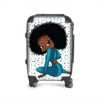 Black Betty Boop Luggage collection | Black Betty Boop
