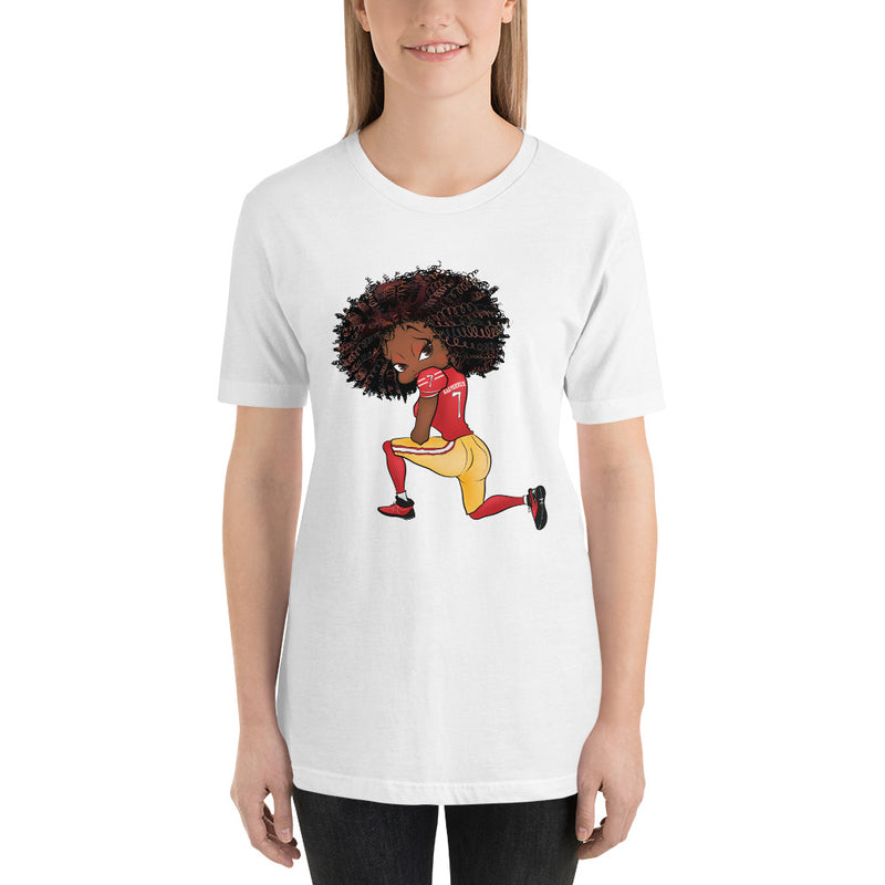 Kneeling Betty T-Shirt | Black Betty Boop