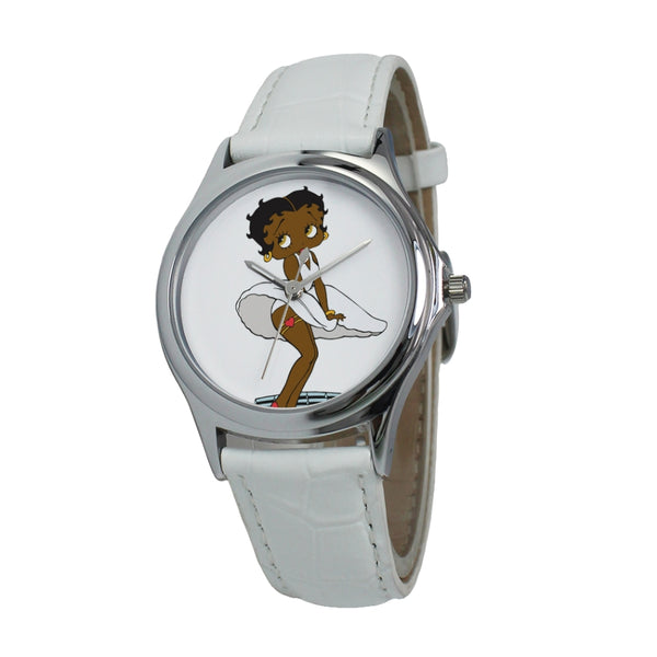 Black Monroe Betty Watch | Black Betty Boop