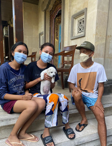 Hope for Bali Dogs - Community