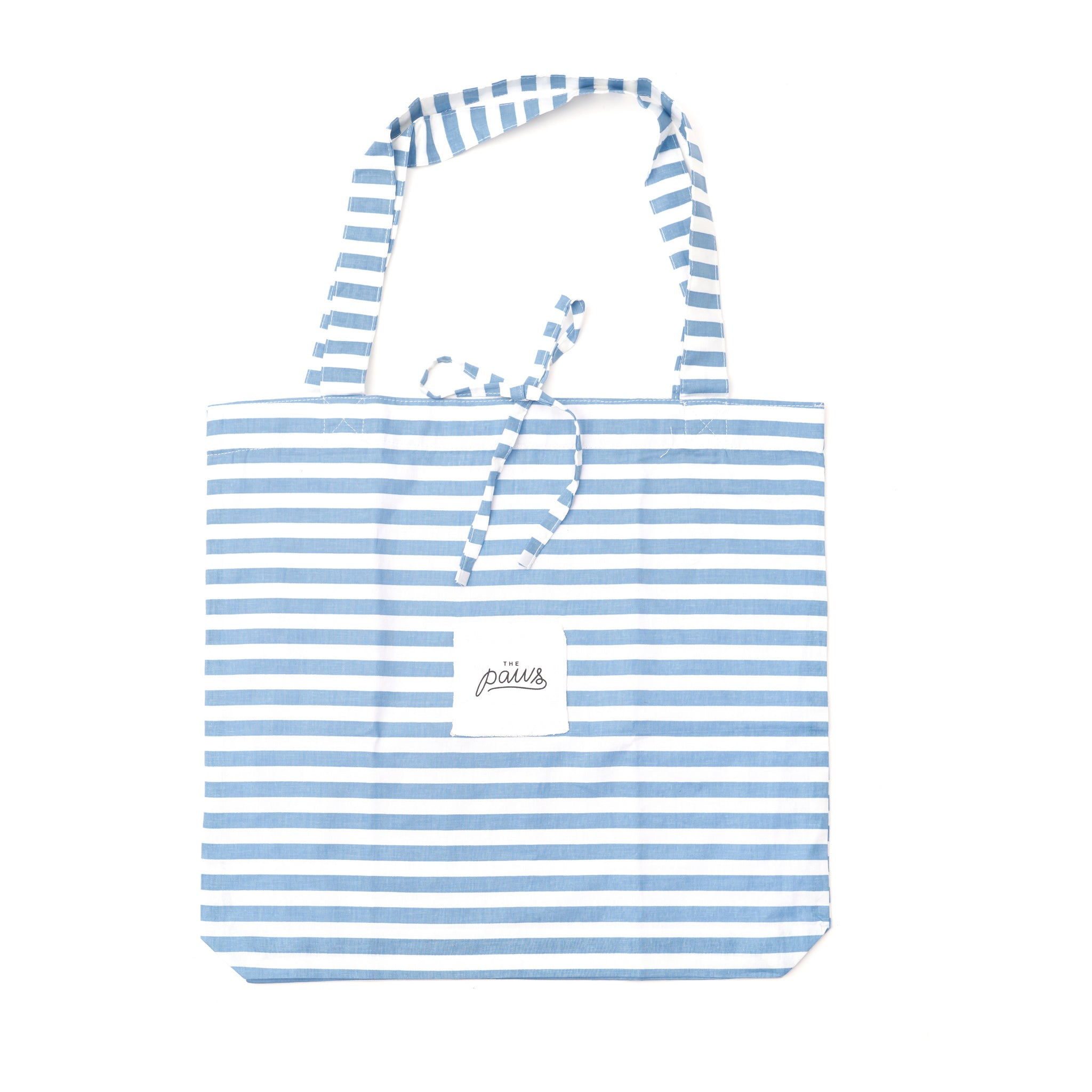 Cotton Tie Bag