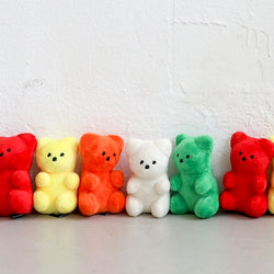 Jelly Bear Pet Toy