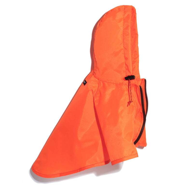 Nylon Rainbreaker - Orange